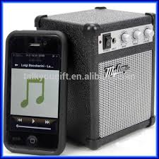 speakers for iphone. hot protable mini subwoofer guitar amplifier speakers for iphone/ipad/mp3, wireless usb iphone