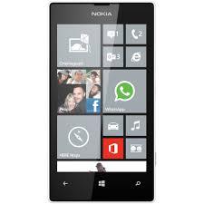 Ligue o telefone e siga as instruções mostradas nele. Nokia Lumia 520 Rm 915 8gb Smartphone Unlocked White