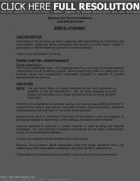 Dental Hygienist Resume Sample Hygiene Tem Saneme