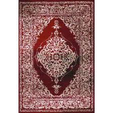 christopher knight s mirage persia red 7 ft 10 in x 10 ft 6