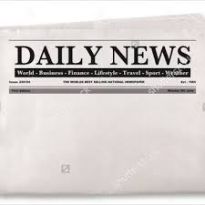 Blank Newspaper Template 20 Free Word Pdf Indesign Eps For