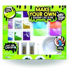 kids crafts make your own slime diy kit
