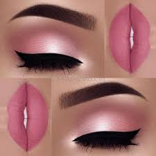 i absolutely love pink makeup so subtle and very natural looking