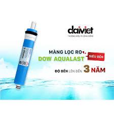 Màng lọc tinh RO DOW Aqualast nhập khẩu Mỹ, lọc tinh khiết 99%, tiết kiệm  nước - Dùng cho máy lọc nước Daikiosan, Makano chính hãng 573,600đ