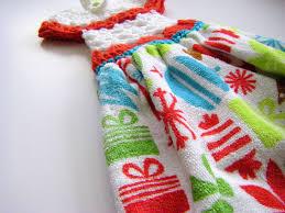Kitchen Towel Craft Similiar Dress Towel Topper Pattern Tutorial Keywords
