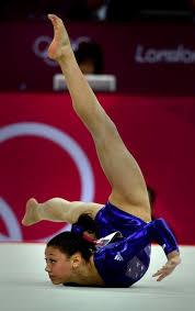floor gymnastics olympics. Orange County\u0027s Kyla Ross Performs Her Floor Exercise Routine During The Women\u0027s Gymnastics Qualifications At Olympics
