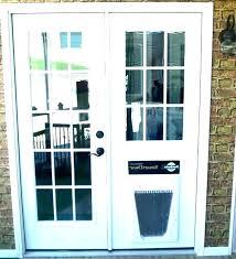 patio door dog door cozy pet door for sliding glass door sliding door dog door storm