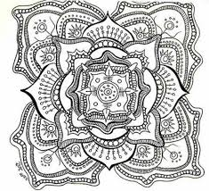Free Mandala Coloring Pages For Adults AZ Coloring Pages Adult ...