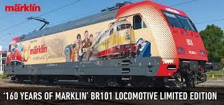 marklin 2019 new items marklin br101 39378 160 years of marklin