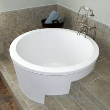 japanese soaking tub with seat. ofuro soaking tubs: the vibe of japan in your bathroom \u2014 round japanese tub with seat a