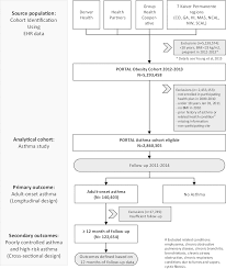 Study Flow Chart Modified From Young Et Al 8 Bmi Body