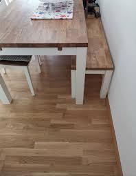 Esszimmer Tisch Eiche Massiv Geölt
