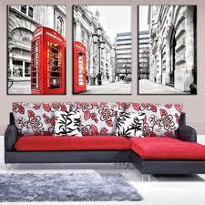 aliexpresscom  buy  pcsset modern wall paintings canvas prints