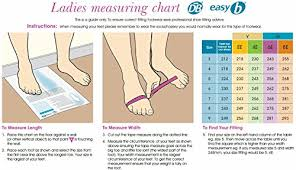 Shoe Width Chart 4e Db Shoes Caroline 2 Wide Fitting House Shoe In Variable 2e