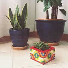 Lego Plant Pot Ideas