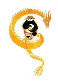 Po The Dragon Warrior Kung Fu Panda Kung Fu Panda Kung Fu Kung