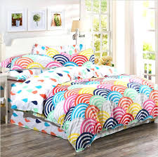 king size cotton comforter sets king size cotton comforter sets organic bedding rainbow on s cotton
