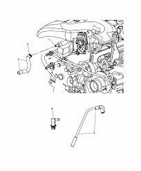 2006 chrysler pt cruiser crankcase ventilation system diagram i2361936