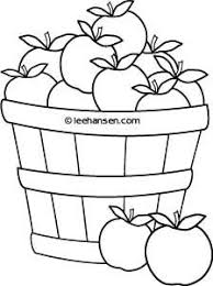 Small Picture Apples Printable Templates Coloring Pages FirstPalettecom