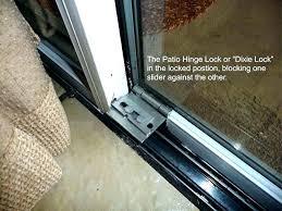 patio sliding door lock sliding door locks broken repair broken sliding glass door lock sliding glass