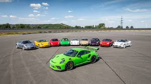 Who Designed The Porsche 911 See How The Porsche 911 Has Evolved Through The Years