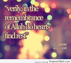 The Remembrance of Allah – Islamic Quotes About Dhikr (Remembrance ...