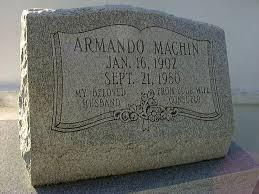 Armando Machin (1902-1980) - Find A Grave Memorial