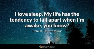 Sleeping Baby Quotes Delectable Sleep Quotes BrainyQuote