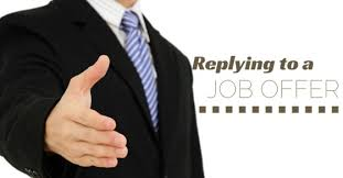 Responding To Job Offer Replying To A Job Offer How To Respond Effectively Wisestep