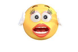 Surprise Images Free Emoticon Emoji Shock Free Image On Pixabay