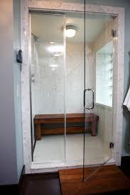 Full Size of Shower:steam Shower Insert Beautiful Steam Shower Insert Steam  Shower With Wooden ...