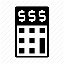 Accountant Accounting Budget Calculator Costs Spending Icon