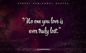 Hemingway Quotes On Love Stunning 48 Profound Quotes By Ernest Hemingway That Are Your Cheat Sheet To