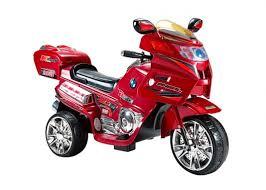 Детский <b>электромотоцикл Joy Automatic</b> HL-219 Fly (красный ...
