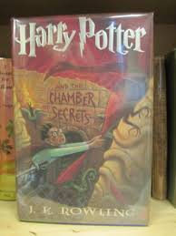 harry potter and the chamber of secrets harry potter 2 signed