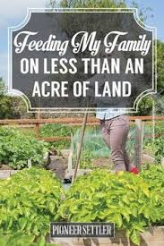 How To Grow Healthy Organic Food  Mini Farm Gardening Books And Backyard Farming On An Acre