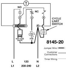 paragon timers and manuals Paragon Timer Wiring Diagram larger image, paragon 8145 wiring paragon defrost timer wiring diagram