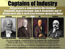 rockefeller captain of industry essay