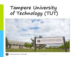Tampere University of Technology -That's us
