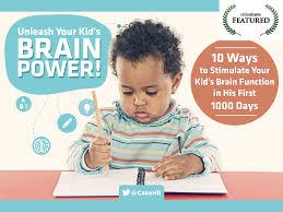10 Easy Ways To Unleash Your Kids Brain Power Slideshare
