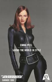 Image result for the avengers movie uma thurman sean connery