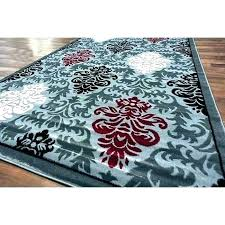 grey and red rug black and white rug runner rug runner gray black white and gray