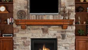 artificial fireplace cardboard corner heater shelf brick insert ideas kit gas depot and mantels surround