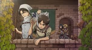 0 tfaf shingeki no kyojin 01 1280x720 spanish subs 448.9 mib: Attack On Titan Other Anime Background Wallpapers On Desktop Nexus Image 2406983