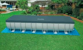 intex above ground swimming pool. Above-ground Swimming Pool / Polyester Tubular Outdoor 28361 INTEX Intex Above Ground