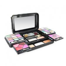 beauty fancy trere makeup kit for her small black