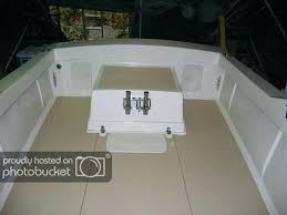 another deck shot boat floor paint rubberized replacement in a fiberglass