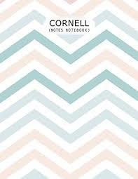 Cornell Notes Notebook 1 4 Inch Square Graph Paper Cornell
