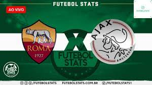 Como assistir Roma x Ajax Futebol AO VIVO – Liga Europa 2021 - Futebol Stats