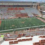 Texas Dkr Memorial Stadium Seating Chart Darrell K Royal Texas Memorial Stadium Maplets Texas